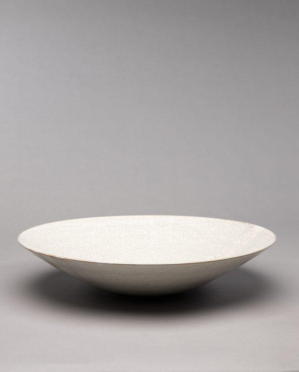 Landbeck Keramik große Schale Beige