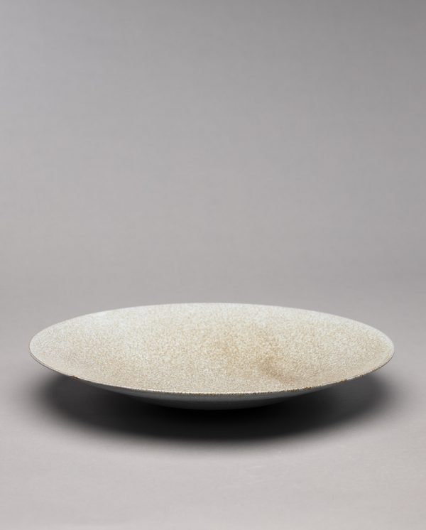 Landbeck Keramik große Schale Hellblau