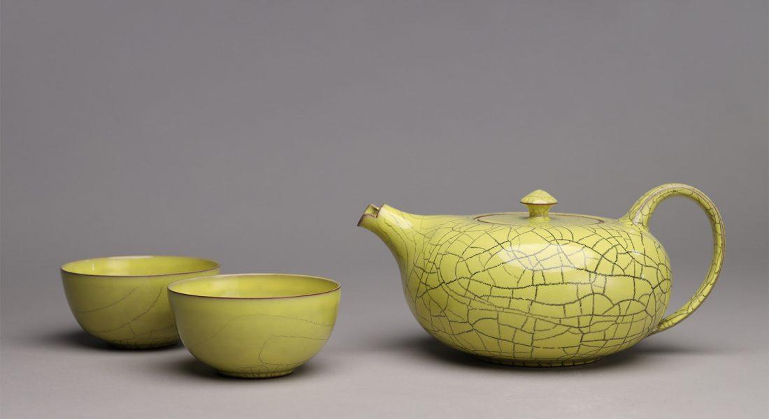 Landbeck Keramik Tea-Set Berlin